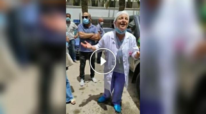 Tunisie- Kairouan: le personnel médical lance un cri de détresse [vidéo]