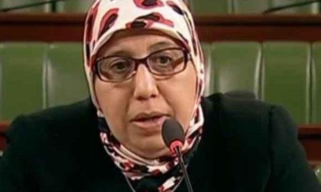 Tunisie- Yamina Zoghlami appelle Kais Saied à promulguer la loi relative à la Cour constitutionnelle