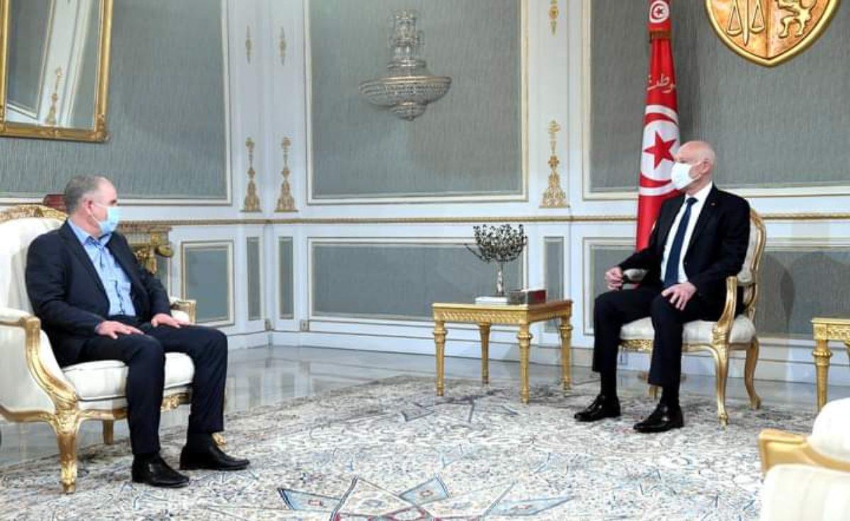 Tunisie: Une réunion entre Kais Saied et Noureddine Taboubi