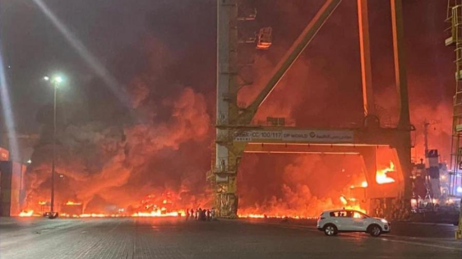 Emirats Arabes Unis : Une forte explosion à Dubaï