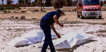 Tunisie – Sfax: Vingt cadavres rejetés par la mer