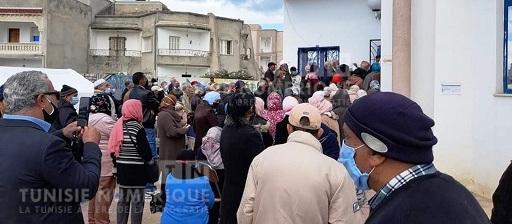 Tunisie – Centre de vaccination: Çà va être la pagaille générale!