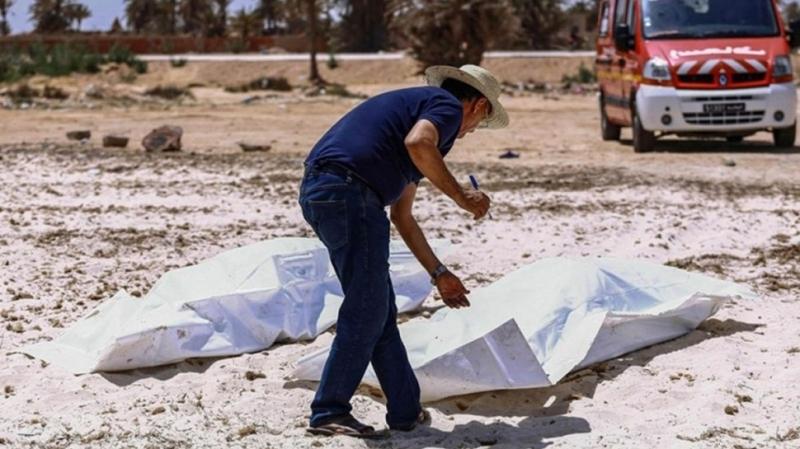 Tunisie: Les corps de 8 migrants clandestins repêchés au large de Sfax