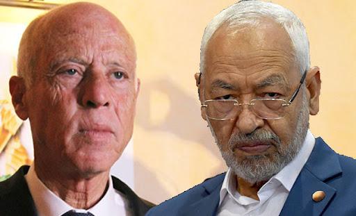 Tunisie – L'affrontement est lancé entre Saïed et Ghannouchi… Désormais çà sera l'un ou l'autre!