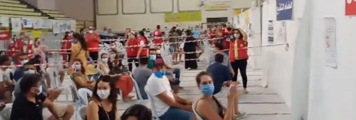 Centre de vaccination de Hammam Sousse: L'exception qui confirme la règle [vidéo]