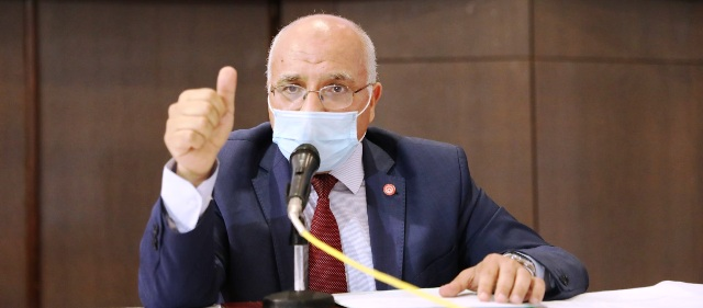 Tunisie – VIDEO : Abdelakrim Harouni demande une enquête judiciaire contre lui-même ?