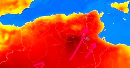 Tunisie – L'INM prévoit un mois de juillet exceptionnellement caniculaire