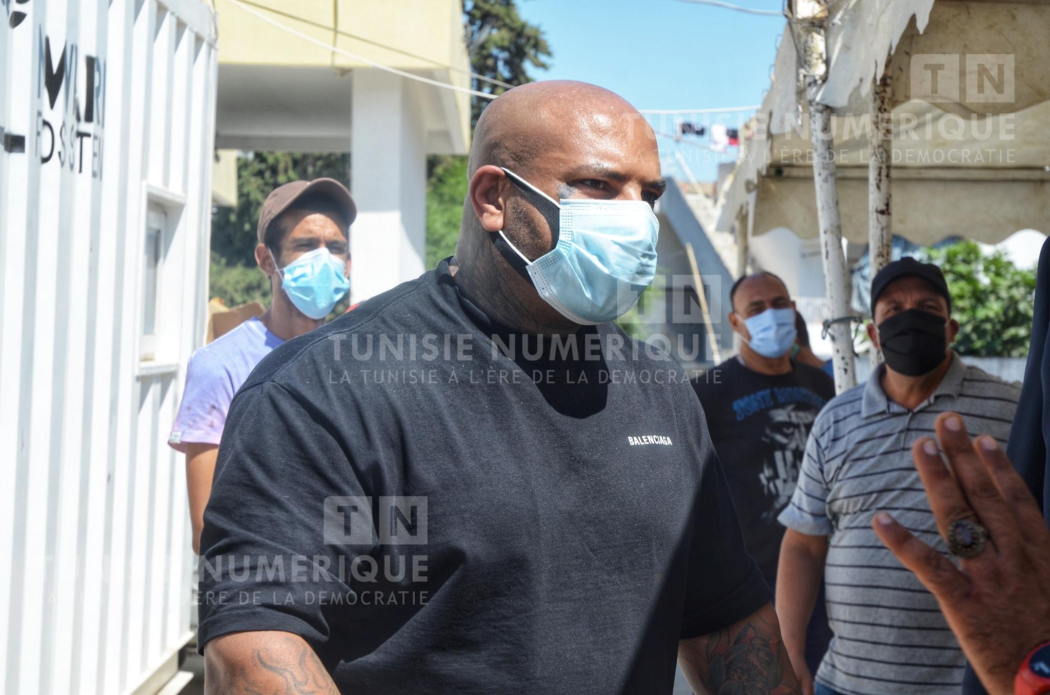Bizerte : K2rym s'est rendu à l'hôpital régional de Menzel Bourguiba