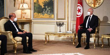 Tunisie – Le conseil présidentiel et le gouvernement d'union nationale libyens soutiennent Kaïs Saïed