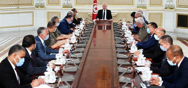 Tunisie – DERNIERE MINUTE: Kaïs Saïed préside une réunion urgente à Carthage
