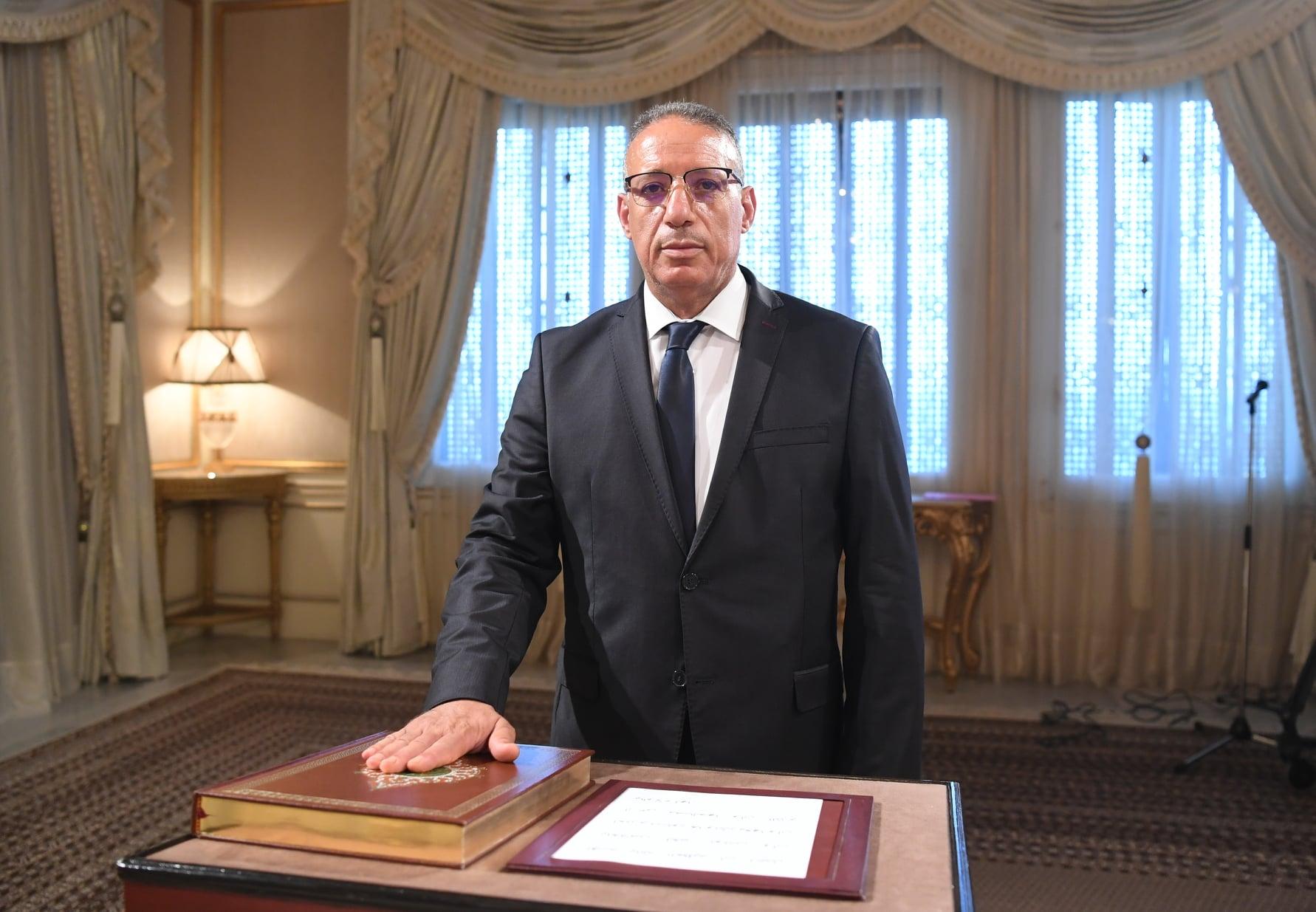 Tunisie : Qui est Ridha Gharsellaoui, le nouveau ministre de l'Intérieur ?