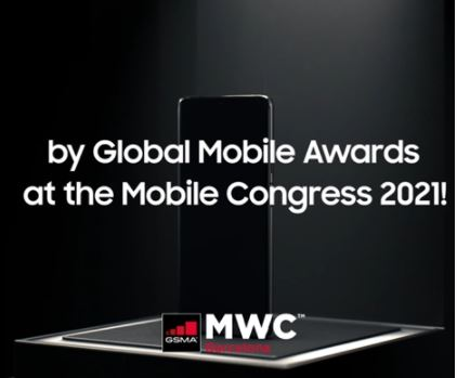 MWC 2021 : Le SamsungGalaxy S21 Ultra 5G remporte le prix du« Meilleur Smartphone » aux Global Mobile Awards
