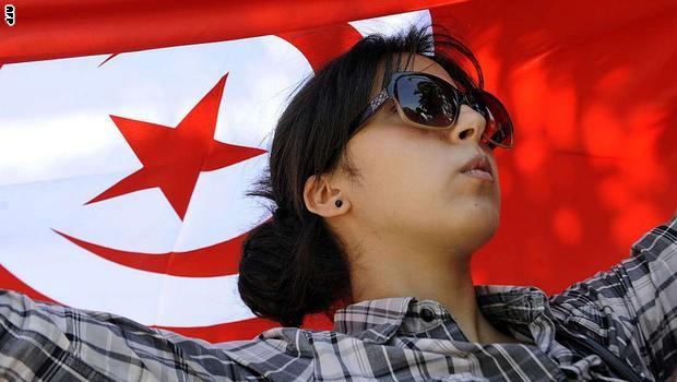 Bonne fête à toutes les femmes tunisiennes !
