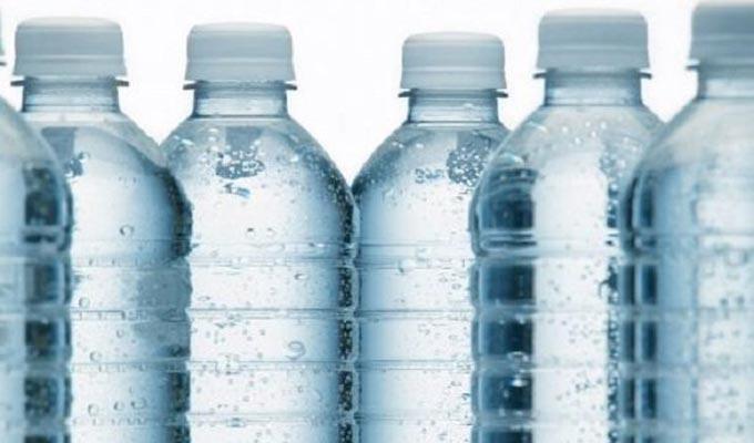 Reprise de l'approvisionnement du marché en eau minérale