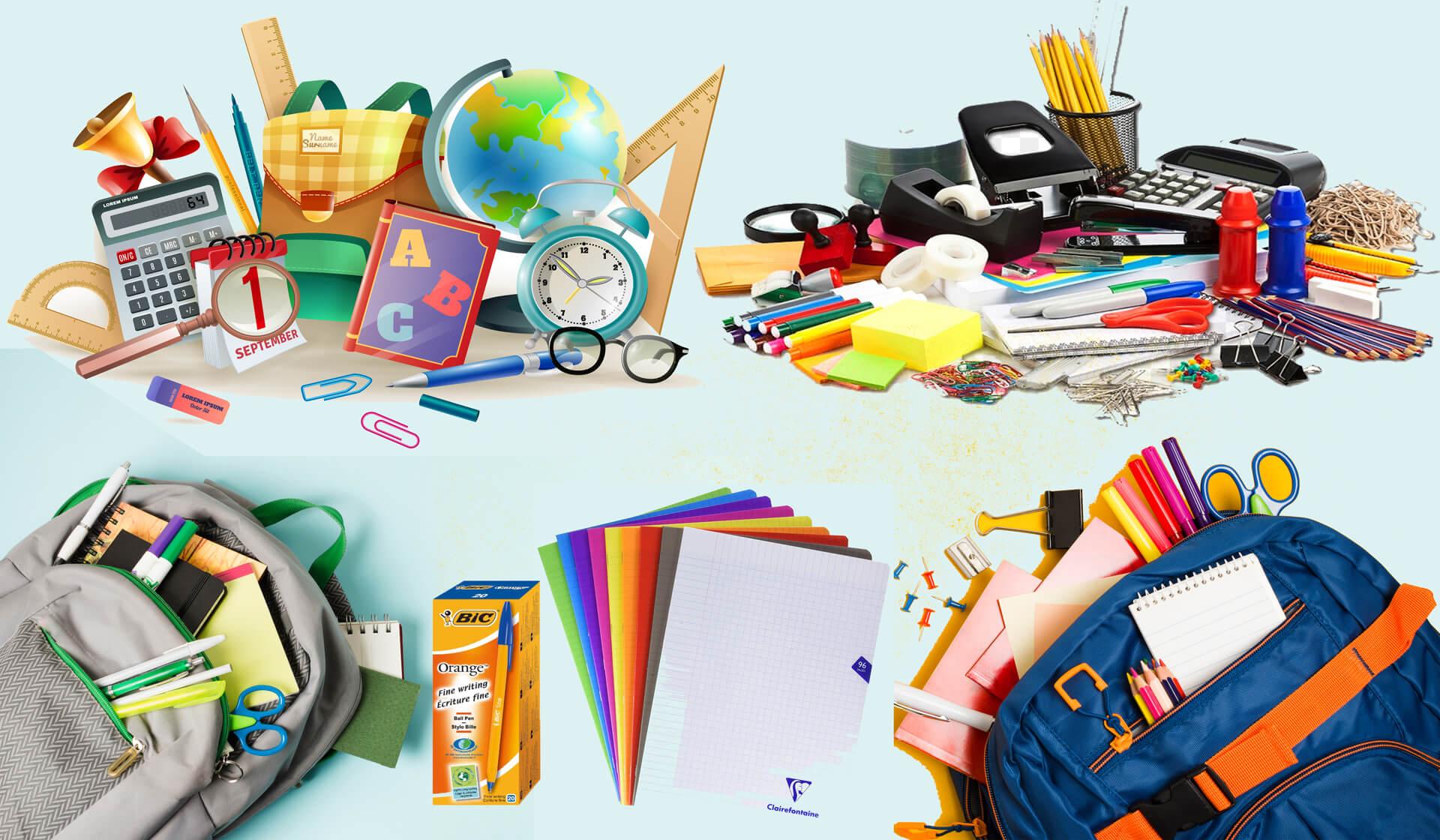 Fournitures scolaires- Les prix augmentent et la qualité se détériore: Lotfi Riahi dénonce [Audio]