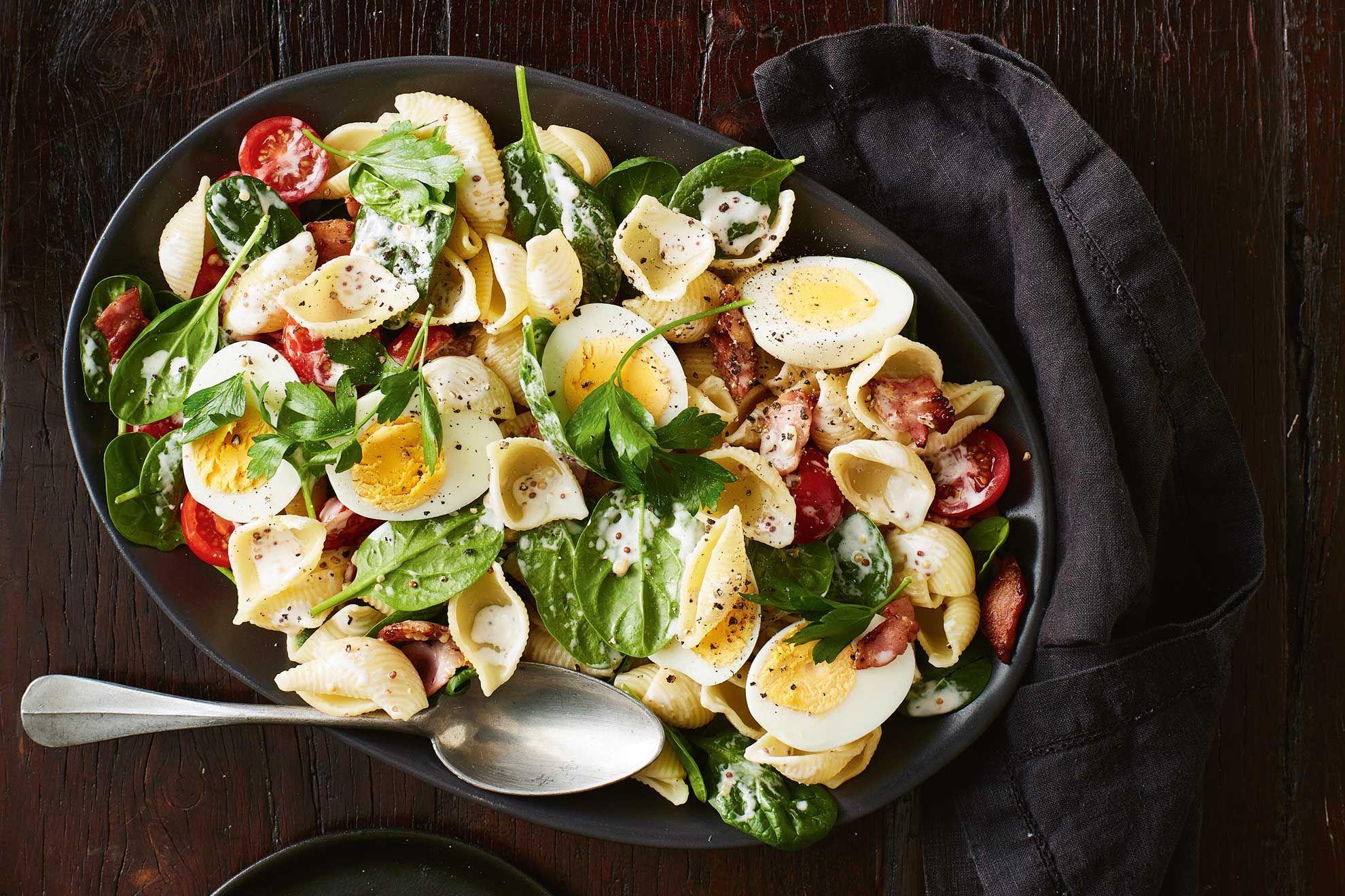 Recette : Salade de pâtes
