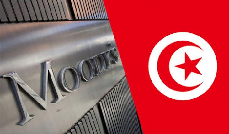 Mauvaise nouvelle – Tunisie – Moody's: Rapport publié contre-courant