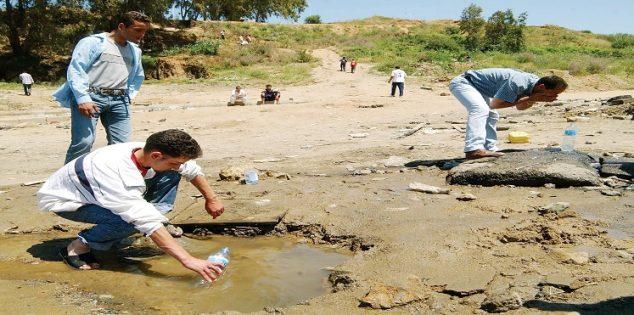 Afrique du Nord – Le changement climatique contraindrait 19 millions de personnes à migrer à l'intérieur de leur pays