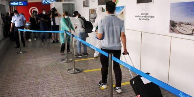 Tunisie – Par crainte du variant «Mu», un spécialiste appelle à mieux contrôler les arrivants de certains pays