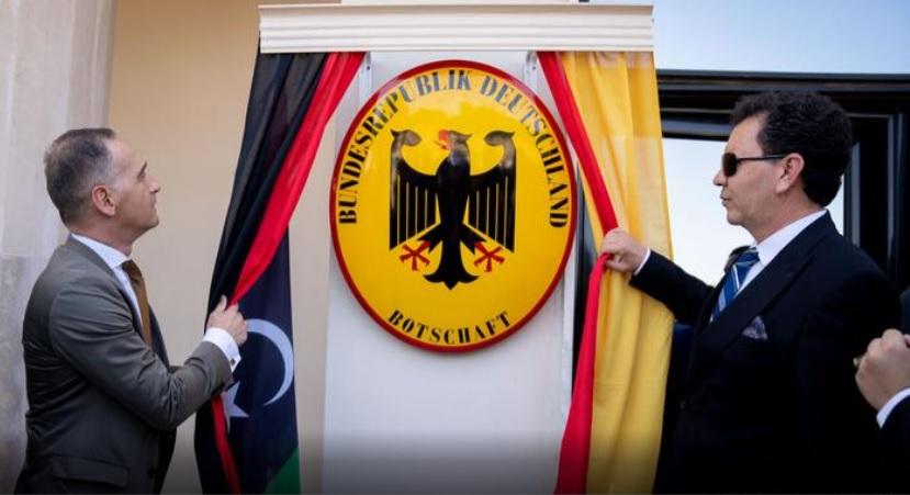 Lybie : L'ambassade d'Allemagne rouvre ses portes à Tripoli