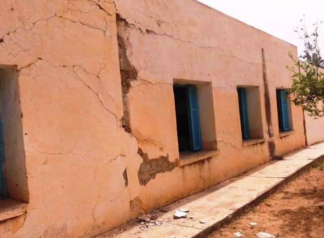 Images du jour: Une école fin prête pour la rentrée