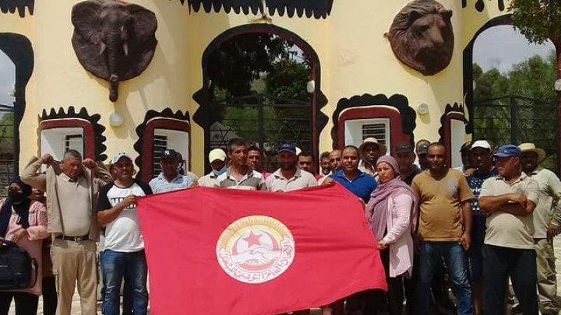 Les employés de Friguia Park menacent d'une grève