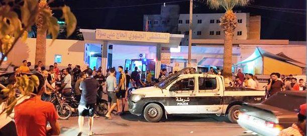 Tunisie – Attaque à la voiture à Ksar Helal: Un mort et 4 blessés, le chauffard arrêté