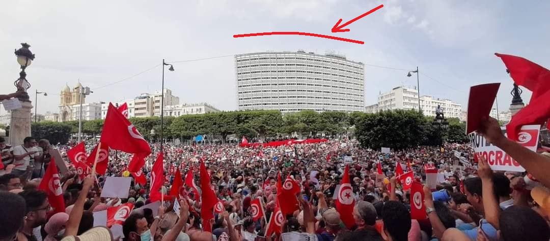 Tunisie – Ceux qui voulaient montrer qu'on était sous une dictature ont échoué!