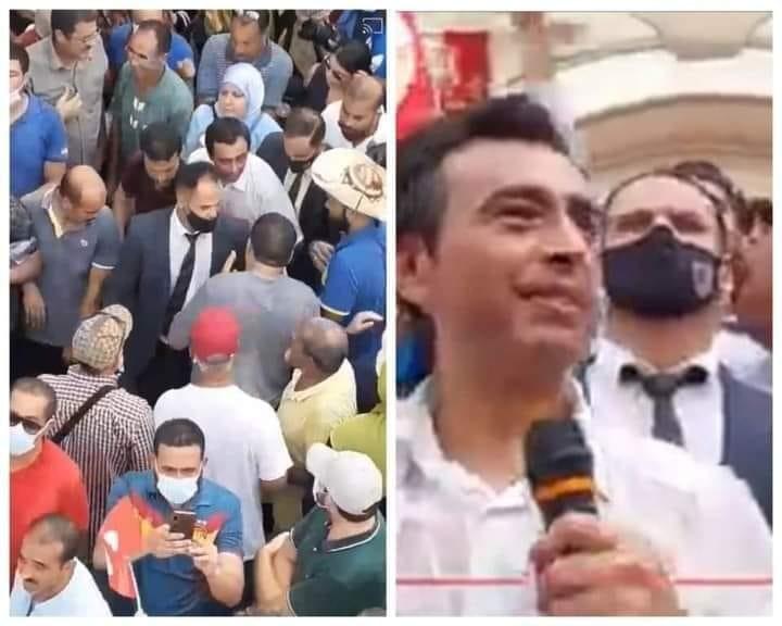 Yassine Azaza: Qui paie les gardes du corps de Jawhar Ben M'barek?