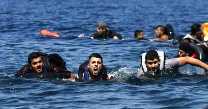Tunisie: Naufrage d'une barque de clandestins: 12 rescapés et deux cadavres repêchés