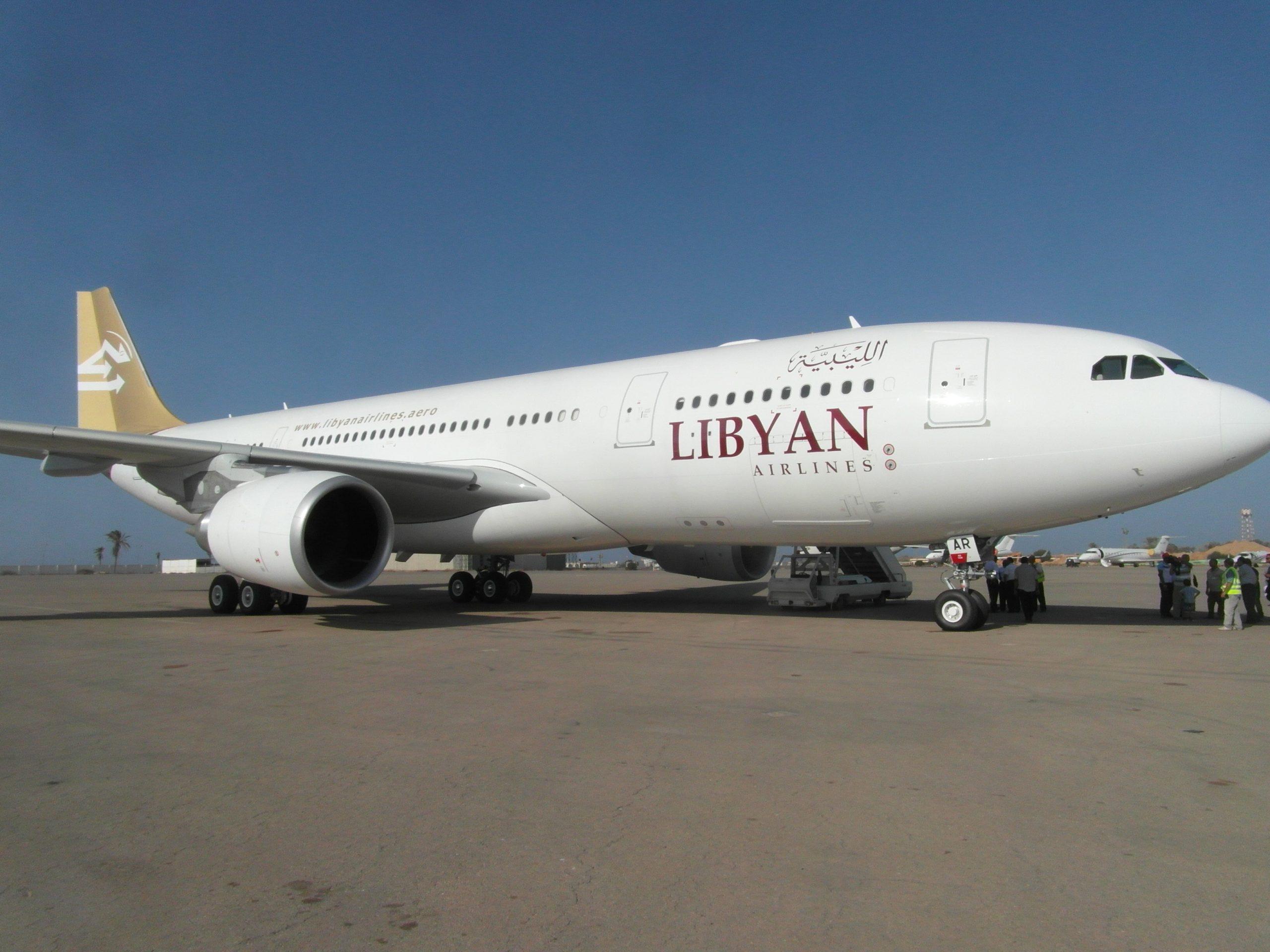 La Libye annonce la reprise de ses vols vers la Tunisie