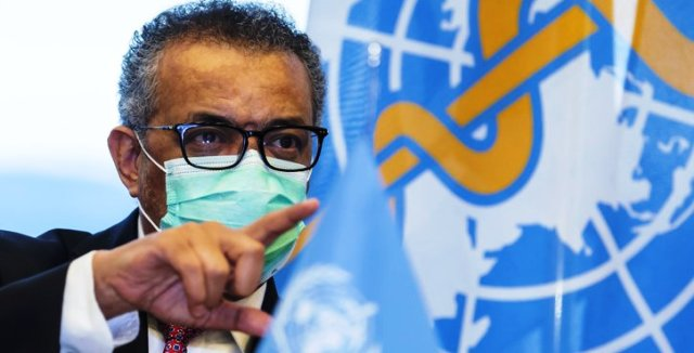 Covid 19: L'OMS appelle les pays à arrêter l'administration des troisièmes doses de vaccin
