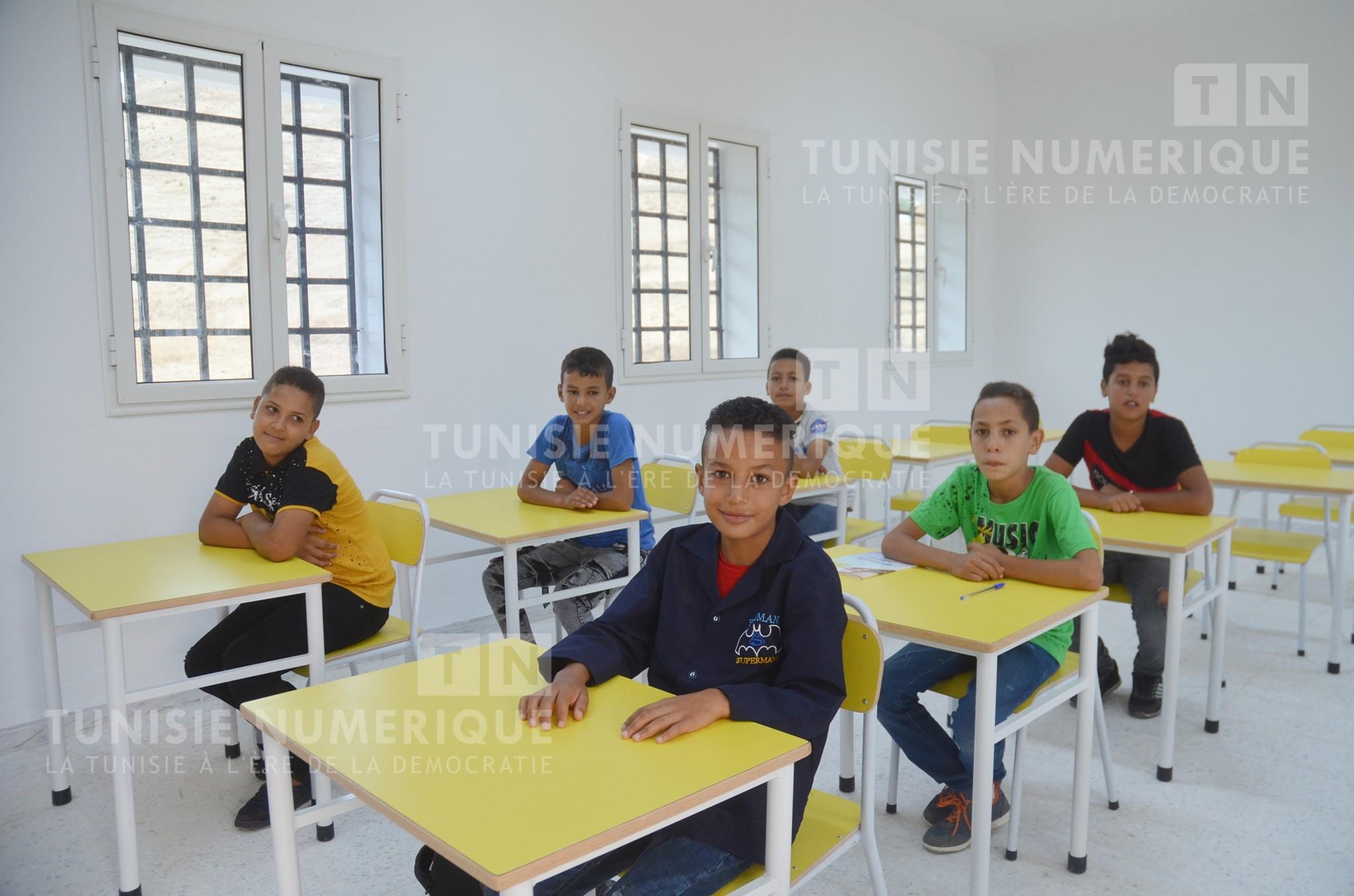 Rentrée scolaire: Plus de deux millions d'élèves rejoignent aujourd'hui les bancs de l'école