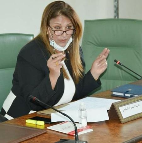 La députée Samira Saihi revendique son droit à son salaire