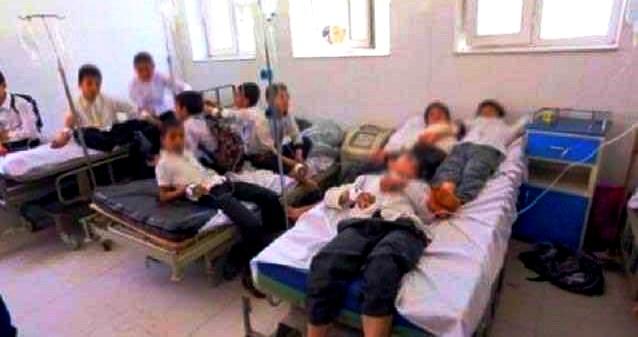 Tunisie – Zaghouan: Intoxication alimentaire collective au collège de Mogren