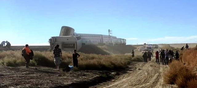 USA: Trois morts dans le déraillement d'un train
