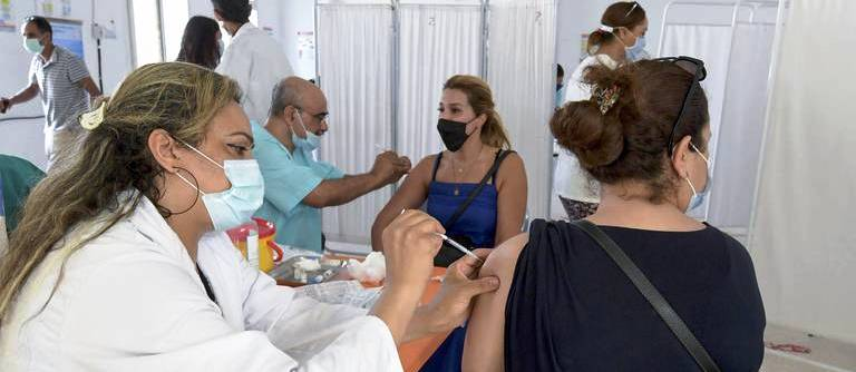 Tunisie – Journée de vaccination dédiée au personnel de l'enseignement