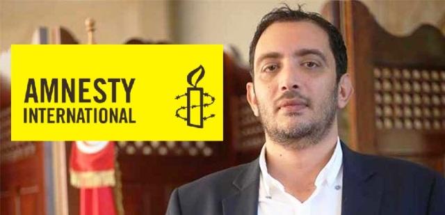 Tunisie – Amnesty International appelle à la libération immédiate de Yassine Ayari