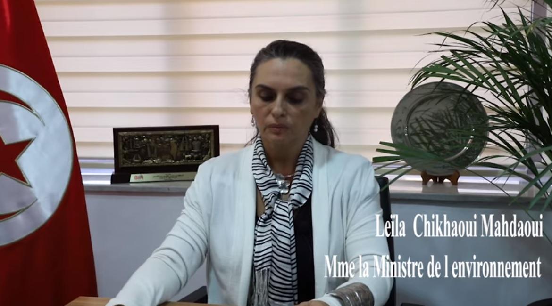 Nommée seulement depuis deux jours, la ministre de l'environnement annonce déjà ses objectifs ministériels