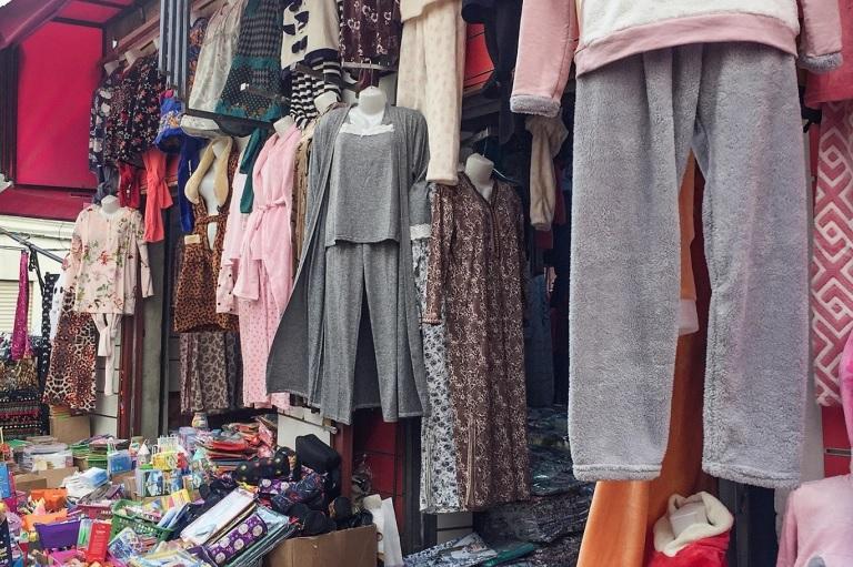 INS : La Tunisie a importé des vêtements pour 510 millions de dinars, fin septembre dernier