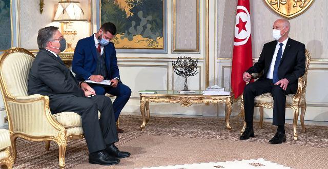 Tunisie – Saïed convoque l'ambassadeur US et lui demande des explications!