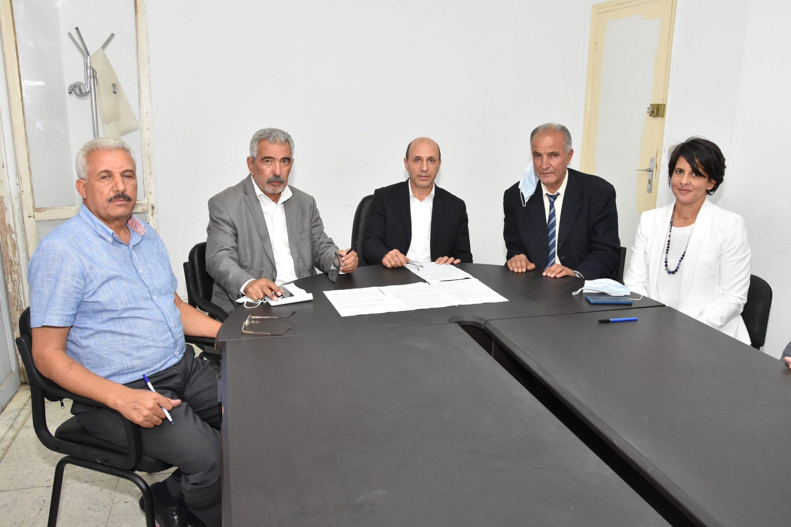 Tunisie Telecom et son partenaire social signent un accord qui met fin à la grève