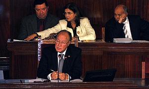"""Tunisie: """"La diffusion des débats donne une fausse image du travail de l'Assemblée"""", selon Mustapha Ben Jâafer"""