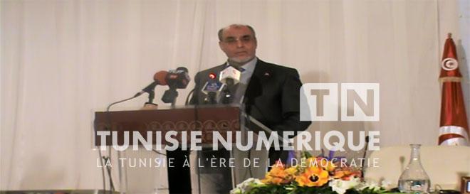 Vidéo/Tunisie: Hamadi Jebali, à Gammarth, parle de l'échec du système éducatif et appelle à une réforme