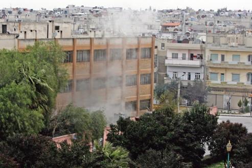 Syrie: Le massacre terrifiant de Homs a fait 260 morts