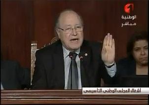 Tunisie (Vidéo): Joute verbale entre Mustapaha Ben Jaâfer et un député de Nidaa Tounes