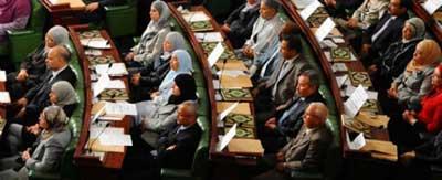 Tunisie – Le gouvernement Larayedh obtient la confiance de l'ANC