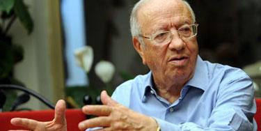 """Béji Caïd Essebsi: """"Ceux qui remettent en cause le statut de la femme tunisienne sont plus proches de l'animal que de l'être humain"""""""