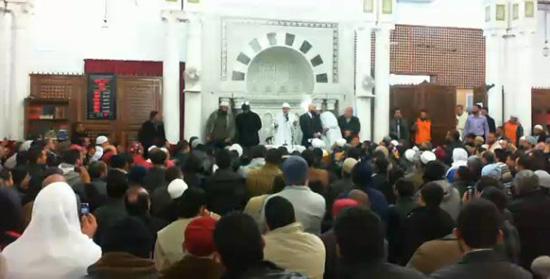 Tunisie: Propagande politique dans les mosquées, le ministère des Affaires religieuses menace de sévir contre les contrevenants