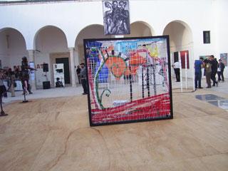 Des salafistes veulent imposer leur vision de l'art au Palais El Ebdellia à la Marsa